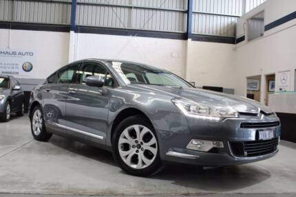 2012 Citroen C5 X7 Seduction HDi Sedan Auto 6sp 2.0 Turbo Diesel