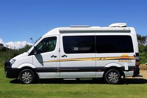 2013 Mercedes Automatic Safari Motorhome with Shower and Toilet Albion Park Rail Shellharbour Area Preview