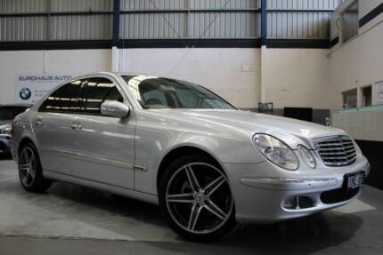 2006 Mercedes-Benz E280 Elegance Auto MY06 Alphington Darebin Area Preview