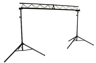 3.0m OVERHEAD TRUSS LIGHTING STAND GOAL POST LIGHT RIG DJ/STAGE 180.607