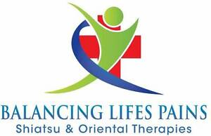 Balancing Life's Pains Shiatsu & Oriental Therapies Hillcrest Logan Area Preview