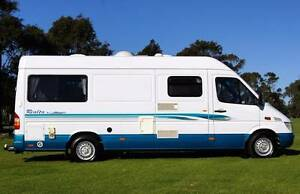 Mercedes Sunliner Rialta Motorhome with Shower & Toilet Albion Park Rail Shellharbour Area Preview