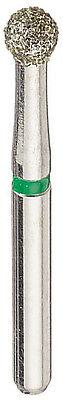 Supr Multi-use Diamond Burs Round 801023c Coarse Grit 20 Burs