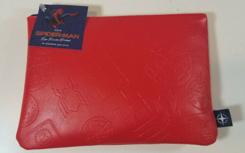 United Airlines First Class Spiderman Amenity Kit Never Opened Sealed