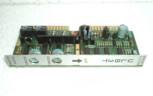 Bemac Ulb3t Annunciator Dc24v Uzushio Electric