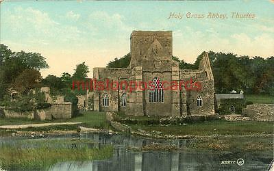 PRINTED POSTCARD HOLY CROSS ABBEY, THURLES COUNTY TIPPERARY, REPUBLIC OF IRELAND