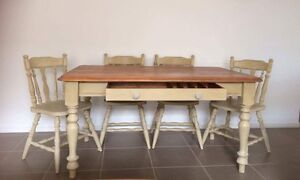 Latte dining table Redland Bay Redland Area Preview