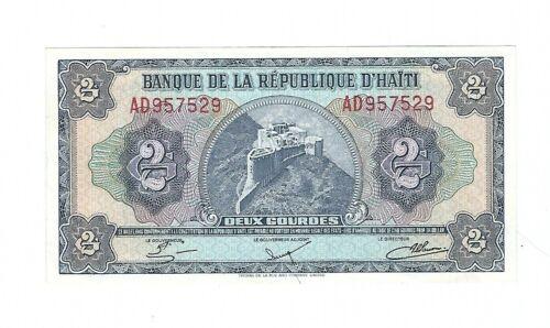 Haiti - Two  (2) Gourdes, 1979