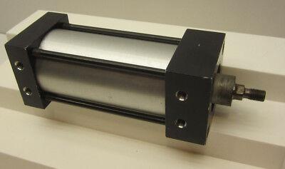 Miller Hydraulic Cylinder Al74b2b 4 Stroke 2 Bore Duel Acting Side Mount