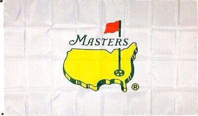 Masters PGA Golf Sports Flag 3x5 ft Banner Augusta National Golf Club Man-Cave