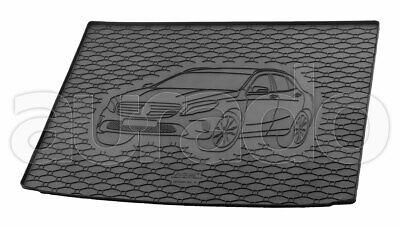 Gummi-Kofferraummatte für Mercedes GLA (X156) ab 2014 Kofferraumwanne