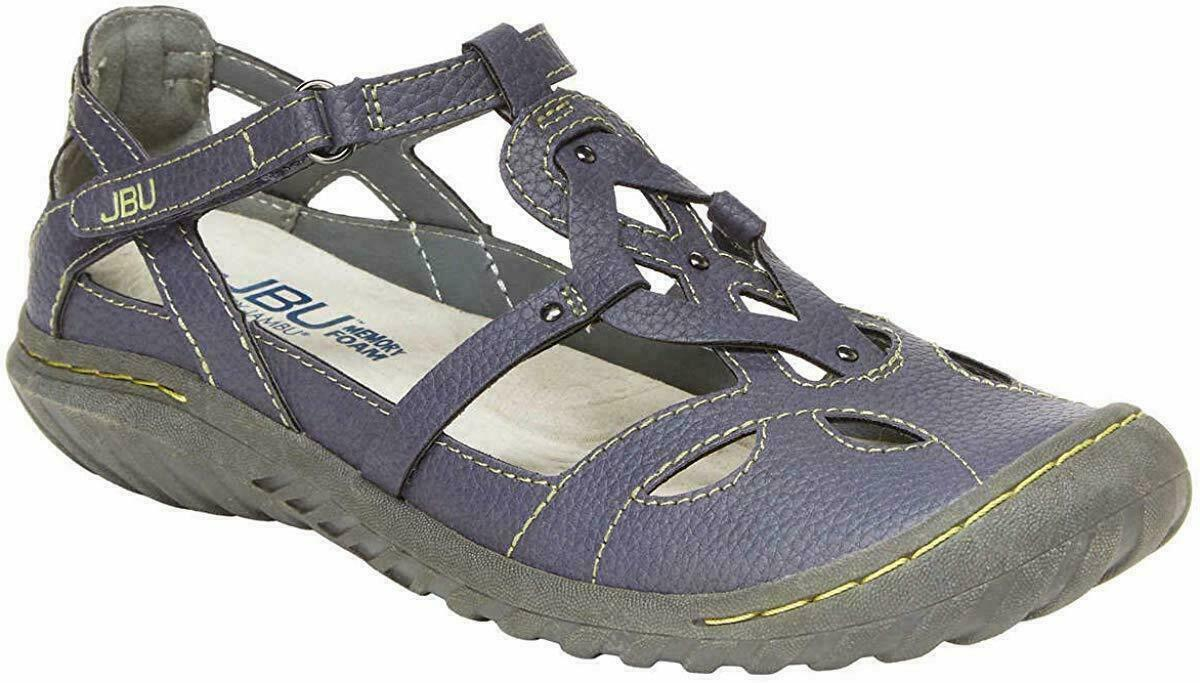 JBU by Jambu Women Sydney Sandal/Flat Sandals - Choose Color