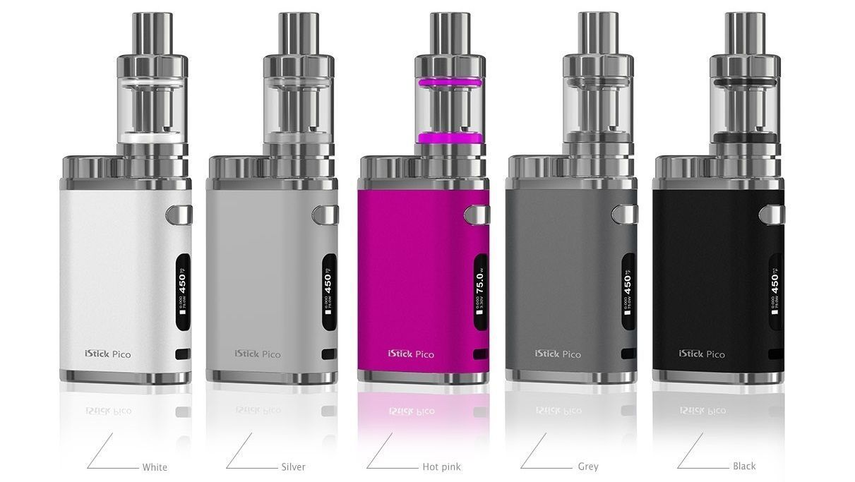 Authentic Eleaf iStick PICO 75W TC Box With MELO 3 Tank 4ml IN STOCK!!