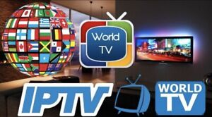IPTV MORE THAN 5000 CHANNELS for reseller