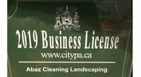 ABAZ  CLEANING  LANDSCAPING  AND OUTDOOR MAINTENANCE