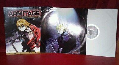 ARMITAGE III THE THIRD POLY-MATRIX The Movie Laserdisc Anime Elizabeth Berkley