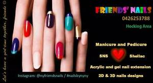 Friends' Nails Hocking Wanneroo Area Preview