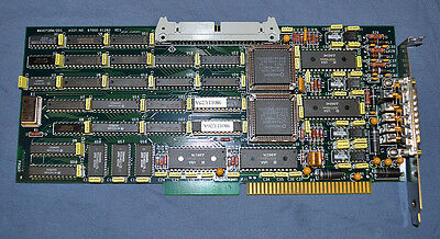 Thermo Finnigan Mat Card Lcq Deca Waveformdds Pcb Isa Board 97000-61280 Rev D