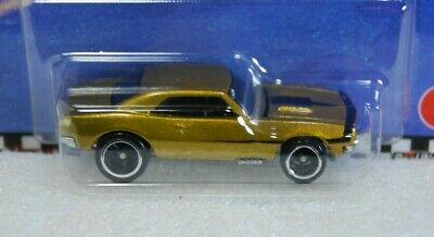 Hot Wheels 2020 Premium Boulevard '67 Camaro #4