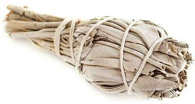 White Sage Cali Smudge Stick ( 1 Sage Torch ,House Cleansing) Made in USA