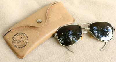 Universal Glasses Aviator Old GF mared with Rayban Case repair MCM Props Mod (Ray Ban Glasses Repair)
