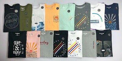 Men's Hurley Dri-Fit Cotton/Polyester T-Shirt