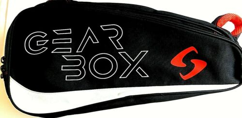 Gearbox Ally  Bag - Black  Red  - 20192020 Brand New