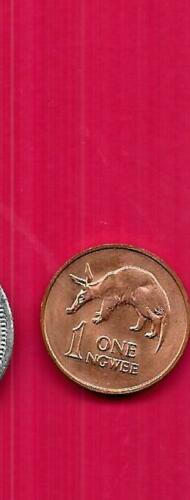 ZAMBIA KM9a 1983 NGWEE OLD VINTAGE UNC-UNCIRCULATED MINT ANIMAL COIN