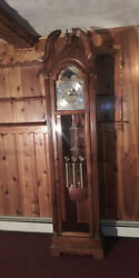 Howard Miller 67th Anniversary Edition Grandfather Floor Clock