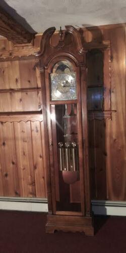 Howard Miller 67th Anniversary Edition Grandfather Floor Clock