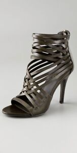 Like new! Ash strappy sandal high heel boots / shoes (Reg $325)