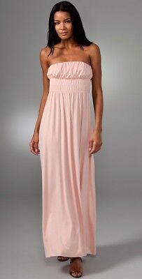 Rachel Pally blush pink, strapless maxi dress. Grecian/Summer/Wedding Size XXS comprar usado  Enviando para Brazil