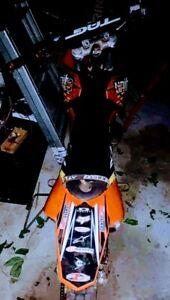 KTM SX 65 race dirt bike $1700ono