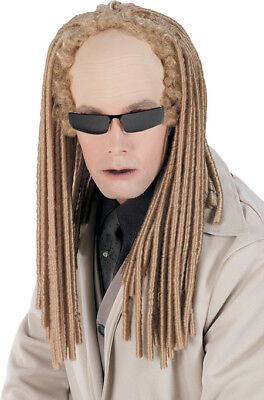 Matrix Twins Blonde Dreadlock Wig Costume Accessory Rubies](Matrix Twins Costume)