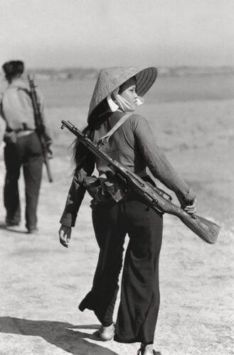 Vietnam War Viet Cong Sniper Apache KIA 66 By USMC Sniper Hathcock 8x10 Photo