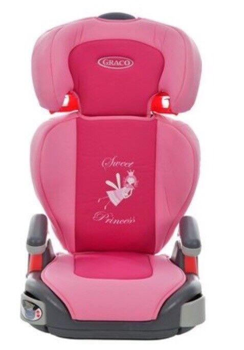 BNIB Graco Princess Pink Fairy Car Seat 2-3 | in Leigh, Manchester ...