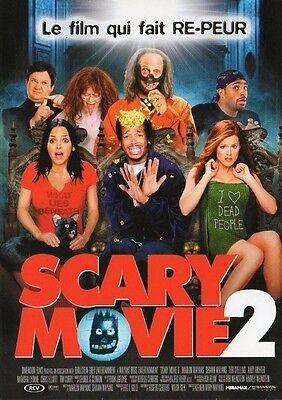 DVD Scary Movie 2