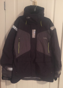 MEN'S GILL OFF SHORE FOUL WEATHER GEAR (BIB TROUSERS AND JACKET)