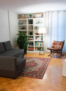 Stunning apartment, Sublet October 7, 2017 to January 7, 2018