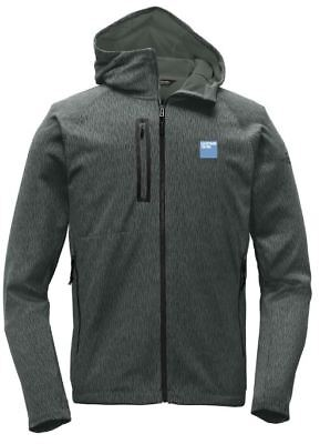 Authentic Goldman Sachs The North Face Men S Canyon Flats Fleece Hooded Jacket