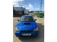 Subaru Sti uk