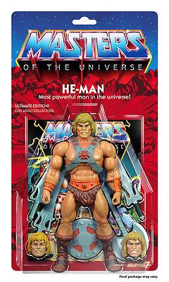XMAS-SALE# HE MAN Ultimate Edition 2017 Masters of the Universe Classics MOTU