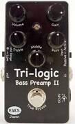 Tri-Logic Bass Preamp II E.W.S. Melbourne CBD Melbourne City Preview