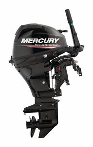 Season end clearance on Mercury Outboards