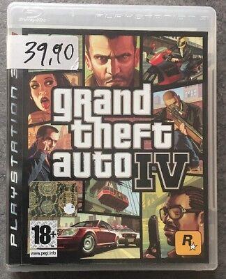 Grand Theft Auto IV ( PS3 ) usato  Alberese
