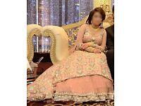 **Bridal Lengha - Kushboos By Chand**