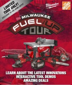 MILWAUKEE FUEL UP TWO DAYS OF DEALS!