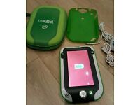 Leap pad ultra complete with charger and carry