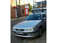 Peugeot 406 hdi Reliable work horse