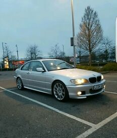 BMW 330cd M-SPORT Manual